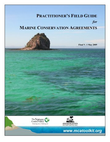 The Nature Conservancy & Conservation International. 2009 ...