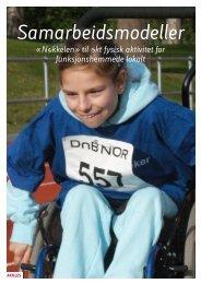 Samarbeidsmodeller - Norges idrettsforbund
