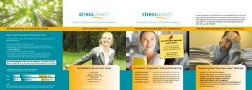 Dokumentation Firmenangebote PDF - Stress away