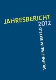JAHRESBERICHT 2012 - kreuzstrasse.ch