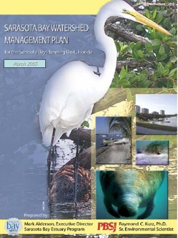 Chapter 4 - Sarasota.WaterAtlas.org - University of South Florida