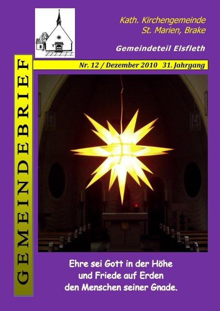12 - Kath. Kirchengemeinde St. Marien in Brake