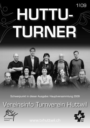 4950 Huttwil - Turnverein Huttwil