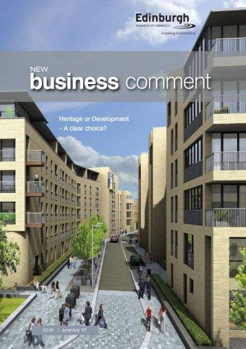 development - The Edinburgh Chamber of Commerce