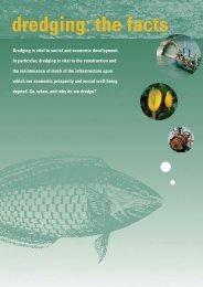 dredging: the facts - Central Dredging Association