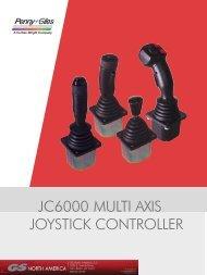 Joystick Hall Effect JC6000 - GSNA.com