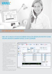 Görüşme Kayıt Platformu Detaylı Broşür [.pdf] - Karel
