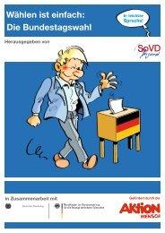 Wählen ist einfach: Die Bundestagswahl - Bundeszentrale für ...