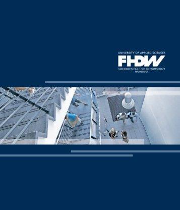 downloaden! - FHDW