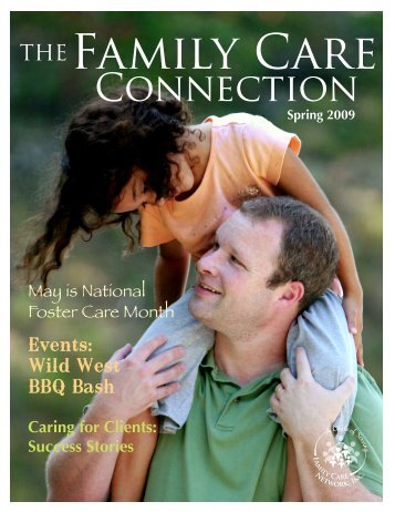 Spring 2009 - The Family Care Network