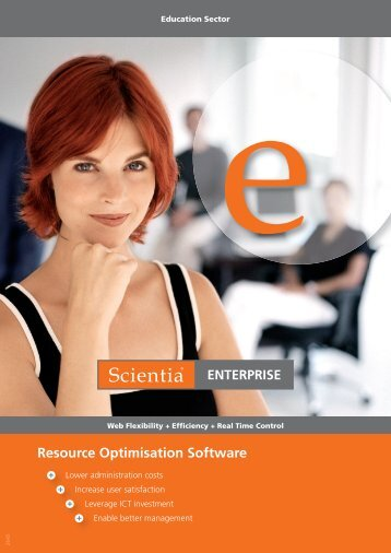 scientia enterprise brochure