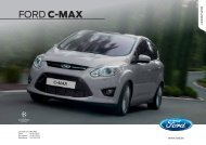 Ford C-MAX - Autoluttre