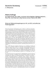 17/6742 - Aktion Bleiberecht