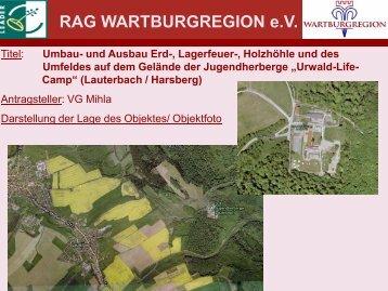 RAG WARTBURGREGION eV