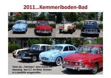 12. Tatra-Register-Schweiz Jahrestreffen CH