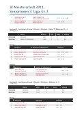 IC Meisterschaft 2011, Seniorinnen 3. Liga, Gr. 3 - TC Sauliamt - Page 3