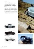 Prospekt Toyota Hilux - Seite 6