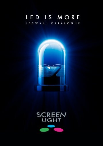 Catalogo Screen Light - Proel