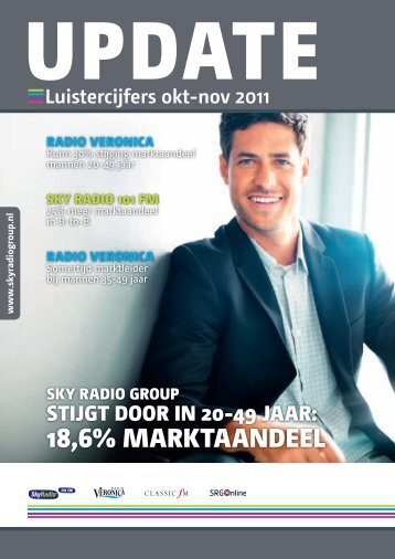 Luistercijfers web okt-nov.indd - Sky Radio Group