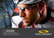 ImpactRX - Rudy Project