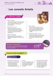 Papier Carton Emballage - Easy catalogue