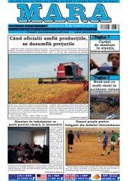 Descarca nr. 1308 - Ziarul Mara