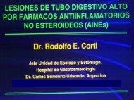 Lesiones de Tubo Digestivo Alto por Fármacos ... - caded