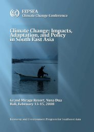 Untitled - ICCIP the International Climate Change Information ...