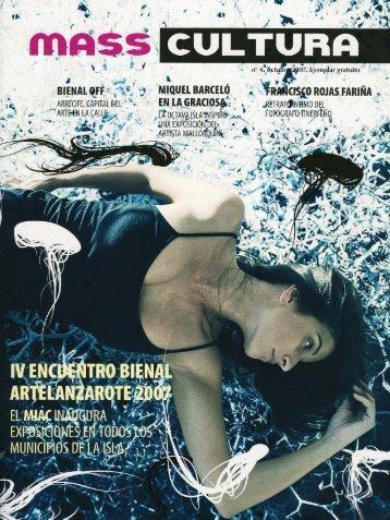Nº 4 octubre 2007 - Mass Cultura