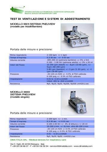 Scarica il catalogo completo (pdf) - DIMA Italia Srl