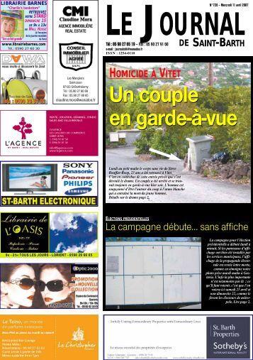 Mali ol 2016 02 final - Le journal de saint barth ...