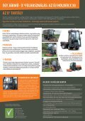 Holder X 30 műszaki adatlap - Városkert Kft. - Page 2