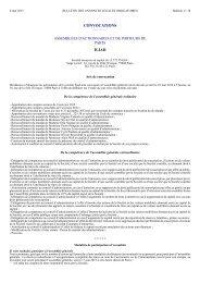 Avis de Convocation ( Balo 06 mai 2013 ) - Iliad