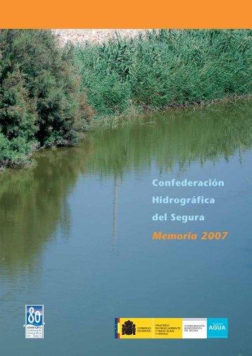 Descargar (4.01 MB) - Confederación Hidrográfica del Segura