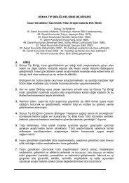 Helsinki Bildirgesi (2008) - OMÜ Klinik Araştırmalar Etik Kurulu