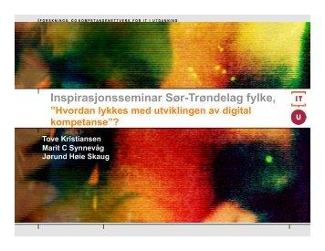 PDF_080903 Sør-Trøndelag.pdf - Sør-Trøndelag fylkeskommune