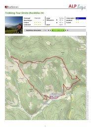 Radfahren Trekking-Tour Sirnitz (Nockbike 34) - Nockbike, Bike ...
