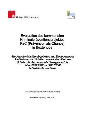 download des Gesamtberichts - Universität Hamburg - Fachbereich ...