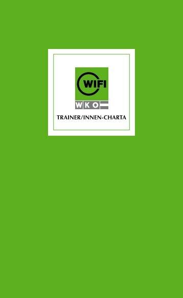 TRAINER/INNEN-CHARTA