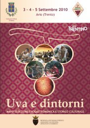 Volantino 2010 - Uva e dintorni