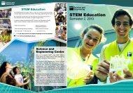 QUT STEM Education high school workshops