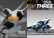 Fox Three n°16 - Dassault Aviation