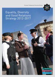 Equality, Diversity and Good Relations Strategy 2012-2017