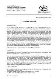 1. Elternbrief - Realschule-Beilngries.de