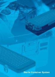 Sterile Container System - Handke Medizintechnik