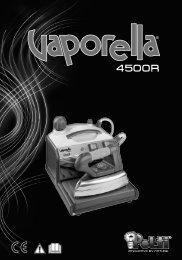 vaporella 4500r - Polti