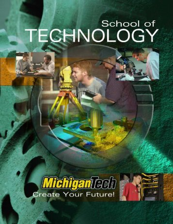 Stature - School of Technology - Michigan Technological University