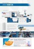 Máquinas para plástico - Romi - Page 2
