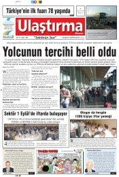 Türkiye'nin ilk fuar› 78 yafl›nda - TOFED
