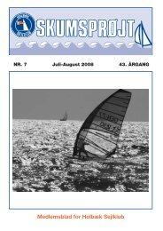 Juli 2008 - Holbæk Sejlklub